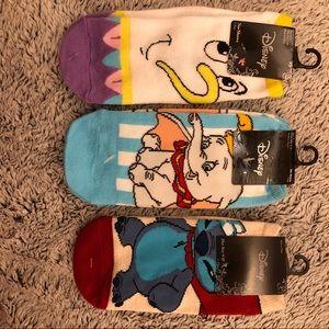 Cute Disney ankle socks!